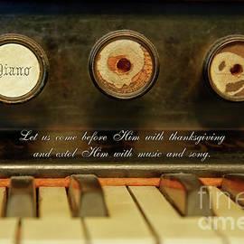 David Arment - Psalm 95