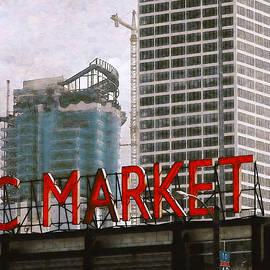 David Blank - Public Market