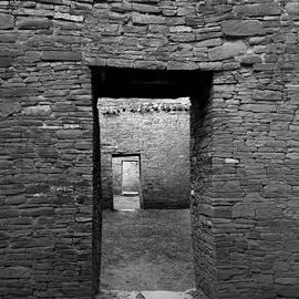 Pueblo Bonito Doors by Joseph Smith