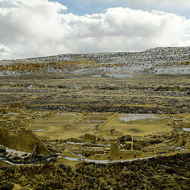 Pueblo Bonito  by Jeff Swan