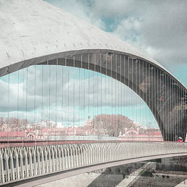 Joan Carroll - Puente del Matedero Madrid Spain