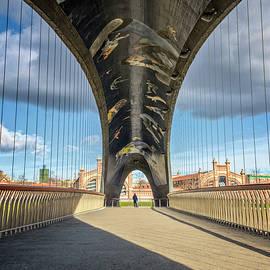 Joan Carroll - Puente del Matadero Madrid Spain