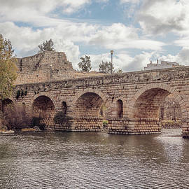 Joan Carroll - Puente Romano Merida Spain