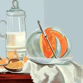 Plum Ovelgonne - Pumpkin and Peanuts
