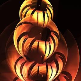 Anastasiya Malakhova - Pumpkin Carving