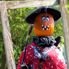 Rosalie Scanlon - Pumpkin Framed