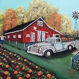 John Davis - Pumpkin patch