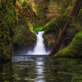 Chuck Jason - Punchbowl Falls