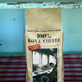 Pure Kona Coffee by Bruce Gourley