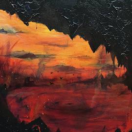 Purgatory  by Ivan Florentino Ramirez
