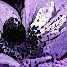 Purple Anemone by Susan Maxwell Schmidt
