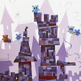 Natalya Mosyagina - Purple Fairy Tale