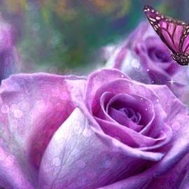 Purple Fantasy by Lilia D