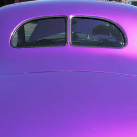 Purple Forty by Bill Tomsa