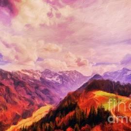 Purple Haze by Sarah Kirk - Sarah Kirk