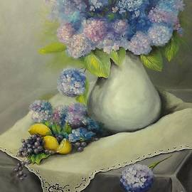 Purple Haze by Patricia Lang