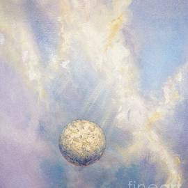 Purple Heavens by Paul Henderson