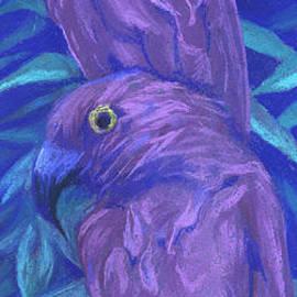 Julia Khoroshikh - Purple Parrots