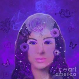 Purple Passion by Diamante Lavendar