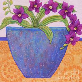 Sharon Nelson-Bianco - Purple Passion Orchid