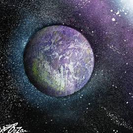 Laura Barbosa - Purple Planet