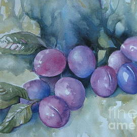 Elena Oleniuc - Purple plums