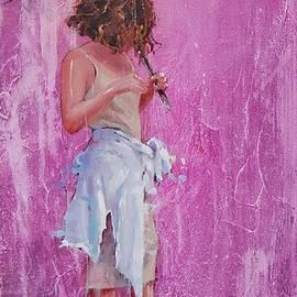 Laura Lee Zanghetti - Purple Rain