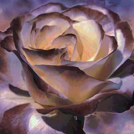 Athala Carole Bruckner - Purple Rose