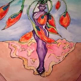 Robert Hilger - Purple Vase