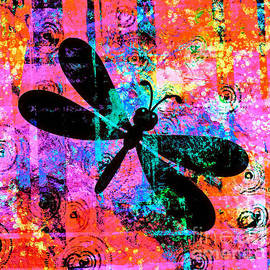 Tina LeCour - Psychedelic Dragonfly