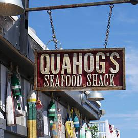 Richard Reeve - Quahogs Seafood Shack