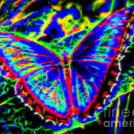Quantum Butterfly by Kasia Bitner