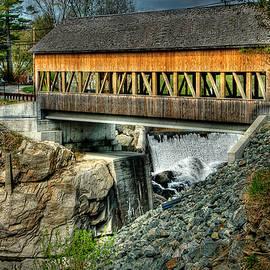 Michael Ciskowski - Quechee Covered Bridge