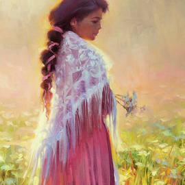 Queen Anne's Lace by Steve Henderson