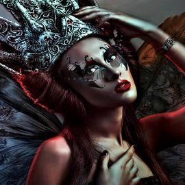 G Berry - Queen Butterfly