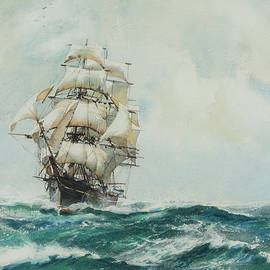 Montague Dawson - Queen of Clippers