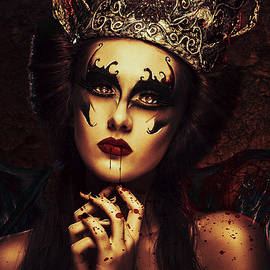 G Berry - Queen Of Darkness