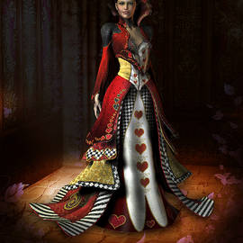 Queen of Hearts by David Griffith
