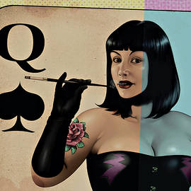 Udo Linke - Queen Of Spades
