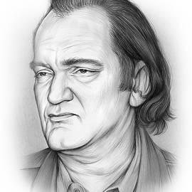 Quentin Tarantino - Greg Joens