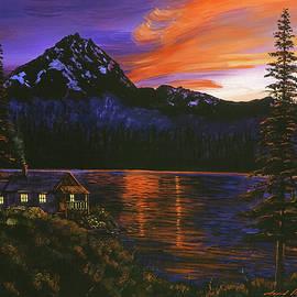 David Lloyd Glover - QUIET NIGHT