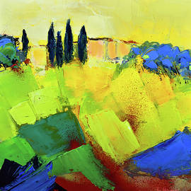Quiet Tuscany - Elise Palmigiani