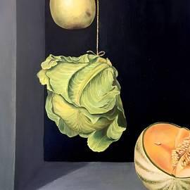 Ella Boughton - Quince Cabbage Melon