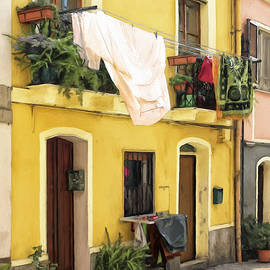 Quiet Afternoon in Calabria by Dominic Piperata