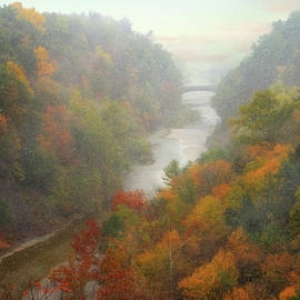 Taughannock Overlook - Jessica Jenney