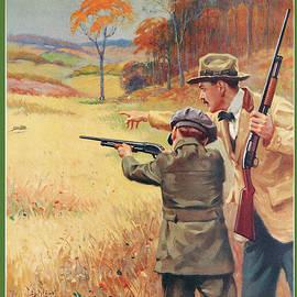 Rabbit Hunting - George Brehm