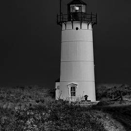 Race Point P-town Ma Bw by Susan Candelario
