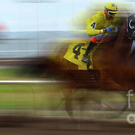 Racetrack Dreams 1 by Bob Christopher
