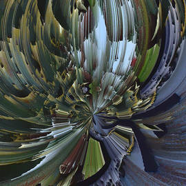 Joy Arnold - Radial Abstraction