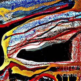 Radical Abstract-20 by Katerina Stamatelos